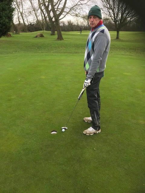 Steve Swain Stevenage Golf Club