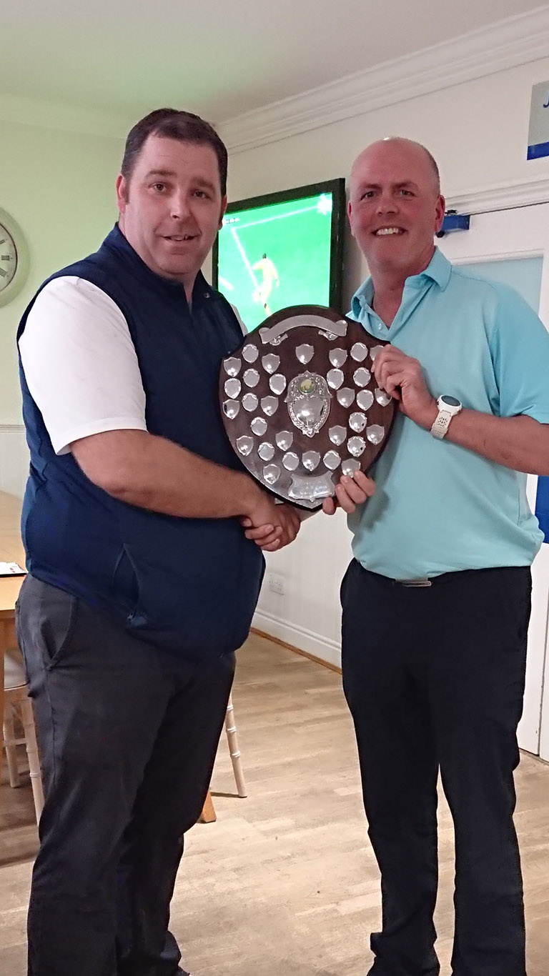 Stevenage Golf Club May newsletter