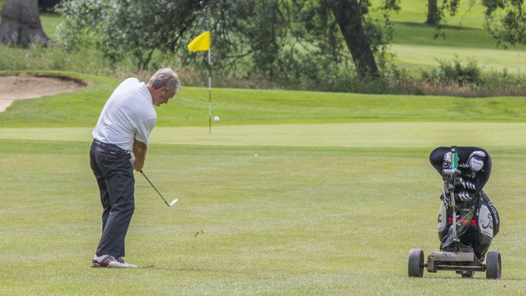 Stevenage Golf Club Chip Shot