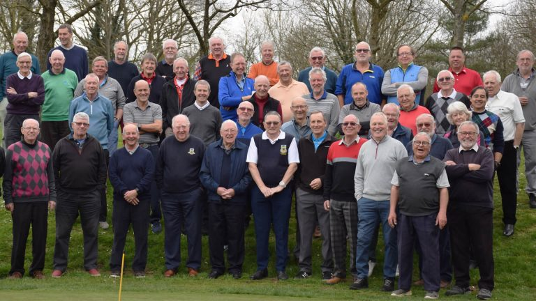 The Captain`s Farewell & Stableford Waltz 27th March